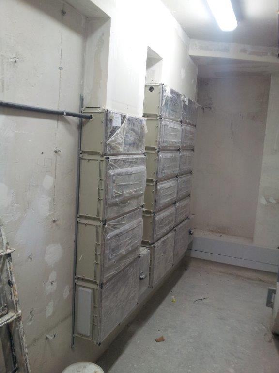Mantenimiento instalaciones eléctricas