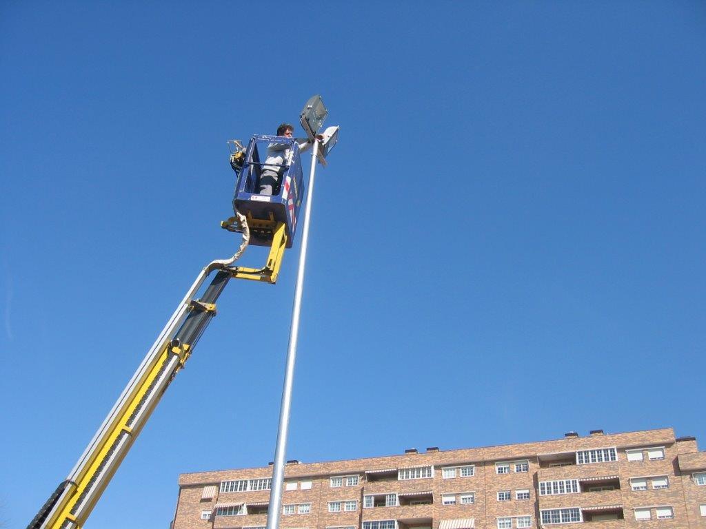 Servicio electricista Madrid